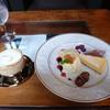 ブリックホール - 料理写真:ケーキセット 780円
