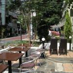 日比谷Bar DINING - テラス席