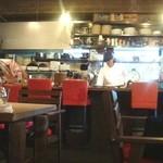 ふじバル - オープンキッチンです!