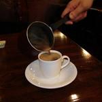 アテネ - ギリシアコーヒー