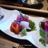 すず - 料理写真:地元産の惣菜三種