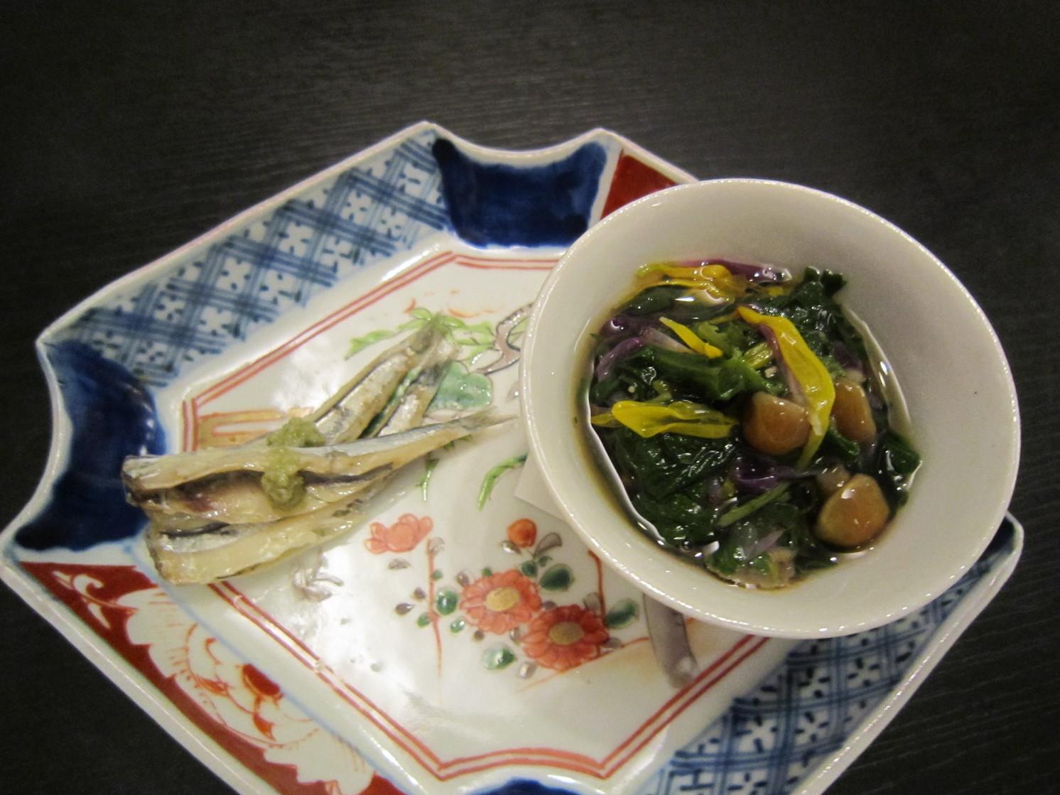 蕎酒季菜 玄武庵