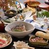 魚庵旬彩 - 料理写真:お写真は「3500円」のコースでございます。メニュー以外にも、ご予約に応じてご用意いたします。