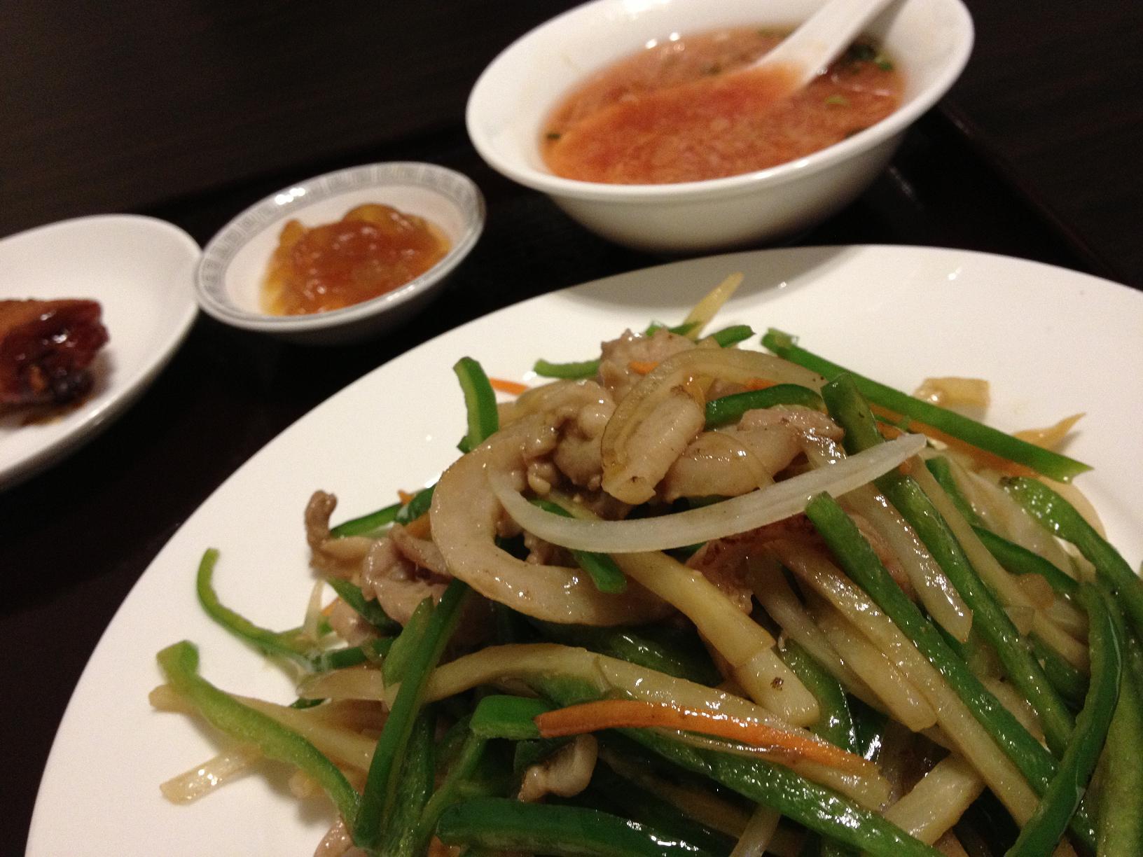 チャイニーズレストラン 頤香林