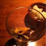 KEYAKI 欅 - ムール貝の荒塩和え