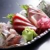 沼津 魚がし鮨 - 料理写真:地魚4点盛り