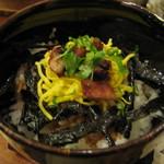 くら蔵 - 蛸の柔らか煮御飯