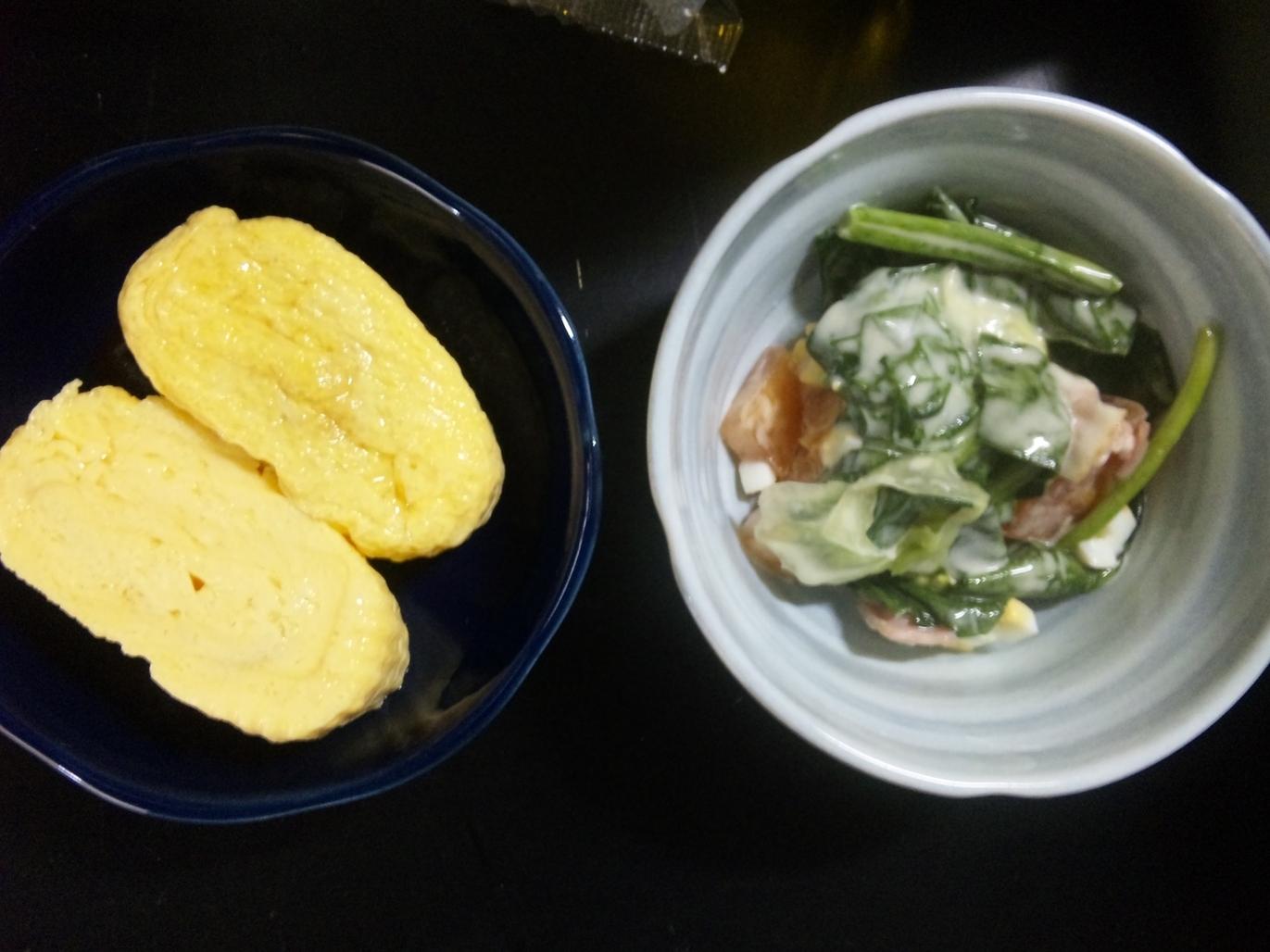 一汁三菜 咲菜