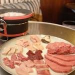 ホルモン船 ホールちゃん - 料理写真:お料理写真