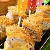 ゲンカツ - 神奈川県大和豚使用。25層ものミルフィーユカツ『ゲンカツ』