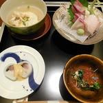 16209529 - 五菜コースの前菜