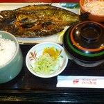 北の海道 - 鰊定食(@860円)