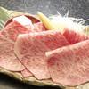 壽家 - 料理写真:特選飛騨牛 焼きしゃぶ