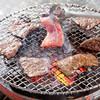 焼肉 幸福 - その他写真:上がる煙がまた食欲をそそる。
