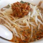 北京家庭菜 - 坦々麺