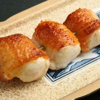 京都産・新鮮「京赤地鶏」の焼き鳥をコースでお楽しみいただけます。