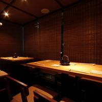 【個室】落ち着きのある個室空間でご宴会