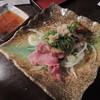 悠遊亭 - 料理写真:宮崎地鶏タタキ