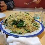 味華 - 料理写真:バラ炒飯 680円