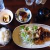 ミッシェル - 料理写真:【ランチ】 手作りコロッケ ちくわの天ぷら \610