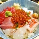 16254154 - 海鮮丼¥1200