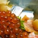 16254159 - 海鮮丼「あっぷ②」