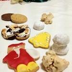 PÂTISSERIE DOUNEL - クリスマスの焼菓子