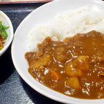 東京エガオ食堂 - カレー