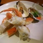 馳走三昧 - カニ・牡蠣