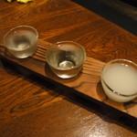 なべ駒 - 一白水成三昧