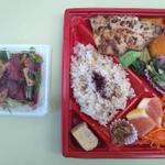 穂穣 - しまあじの西京焼き弁当 ¥690