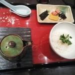 びわね - お茶漬け(鮭)
