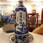 銀座 飛雁閣 - オリジナルの紹興酒は素晴らしかった