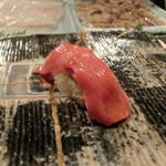 第三春美鮨 - シビ 中トロ 158kg 熟成11日 青森県大間 延縄漁