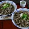 宿布屋 - 料理写真:「おろしそば」2盛で1000円
