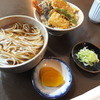 嵯が野 - 料理写真:ミニ天丼セット¥650⇒¥600