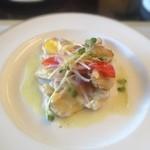 サンマルク - チキンのグリエ マスタード風味のビネグレット