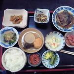 上乃家 - 日替わり定食