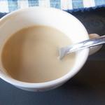 曽爾高原ファームガーデン - スープ