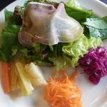曽爾高原ファームガーデン - 小さな前菜の盛り合わせ