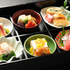 銀座 いらか - 料理写真:ランチ数量限定   嵯峨  1,800円