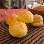 キノシタ - 幾らでも食べたくなるパン(笑)