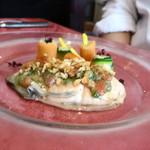 キノシタ - 北海道 仙鳳趾産 牡蠣のスモーク蒸し
