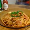 紅茶とお酒の店 teato - 料理写真:ランチのナポリタン