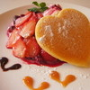 La Casa - 料理写真:ベリースペシャルパンケーキ