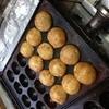 たこ焼八ちゃん - 料理写真:名物ジャンボたこ焼き