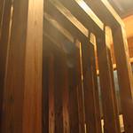 創 - 木の温もりで温かい雰囲気の店内でお楽しみ頂けますっ!