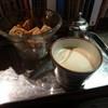 6次元 - 料理写真:ミルク入りコーヒー