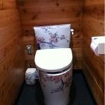 16368095 - 伊万里焼のトイレ