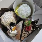Patisserie Le Coeur - ケーキ4個+パン2個 買って帰ったよ~